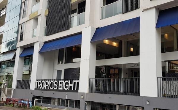 Khách sạn ở Penang Malaysia. Du lịch Penang nên đặt phòng ở đâu? Tropics Eight Suites