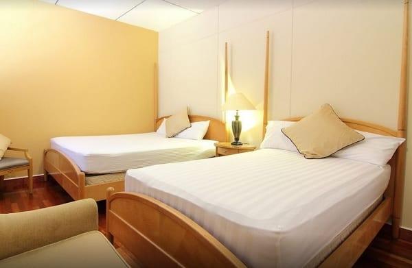 Khách sạn ở Penang Malaysia. Khách sạn ở Penang giá rẻ. Red Inn Heritage Guesthouse
