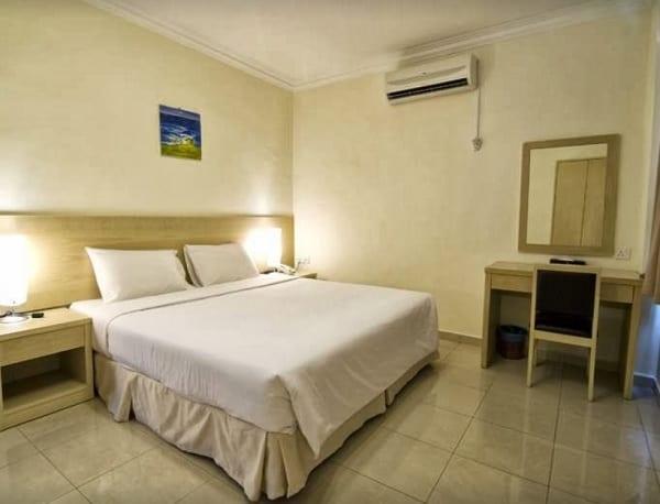 Khách sạn ở Penang Malaysia. Khách sạn tốt giá rẻ ở Penang. Golden View Serviced Apartments