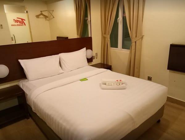 Khách sạn ở Penang Malaysia. Book nhà nghỉ giá rẻ ở Penang. Tune Hotel Georgetown Penang
