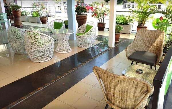 Khách sạn ở Penang Malaysia. Đến Penang nên thuê nhà nghỉ nào tốt? Apple 1 Hotel Gurney