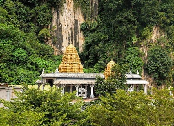 Kinh nghiệm đi động Batu Caves, đền Sri Venkatachalapathi & Alamelu