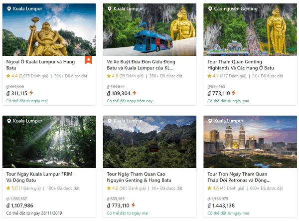 Kinh nghiệm tham quan động Batu, mua tour du lịch trên Klook