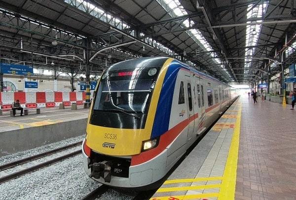 Kinh nghiệm động Batu Caves, đi tàu hỏa từ Kuala Lumpur