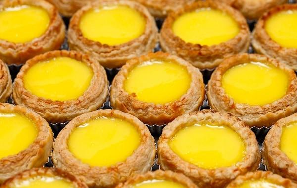 Kinh nghiệm du lịch Ipoh Malaysia: Bánh trứng Hong Kee là món ăn ngon, đặc biệt ở Ipoh