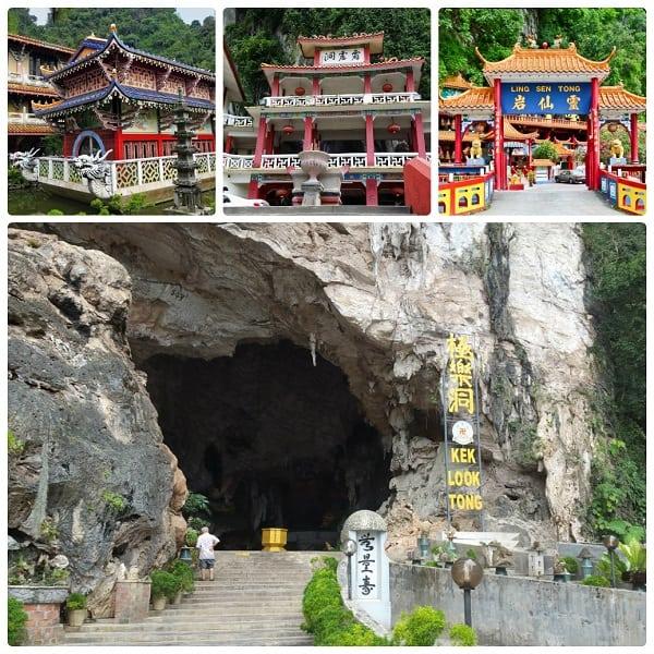 Kinh nghiệm du lịch Ipoh Malaysia: Tham quan, chiêm ngưỡng vẻ độc đáo của các ngôi đền trong hang động