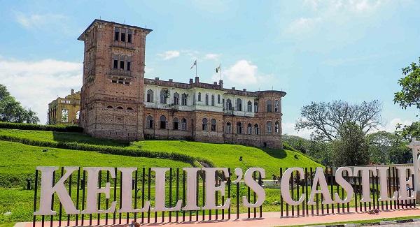 Kinh nghiệm du lịch Ipoh Malaysia nên đi đâu: Khám phá điều bí ẩn trong lâu đài Kellie's Castle