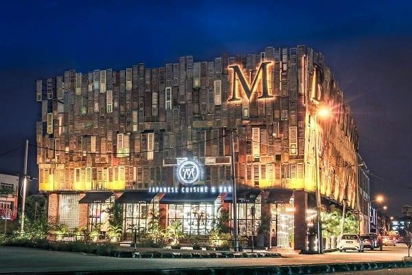 Kinh nghiệm du lịch Ipoh nên ở đâu: M Boutique Hotel Station 18 - khách sạn ở Ipoh gần trung tâm mua sắm