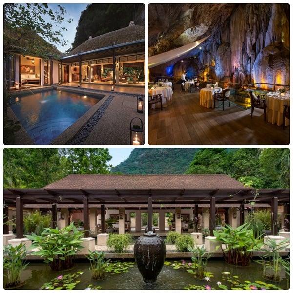 Kinh nghiệm du lịch Ipoh Malaysia nên ở đâu đẹp, thoải mái: The Banjaran Hotsprings Retreat - khu nghỉ dưỡng cao cấp ở Ipoh gần khu vui chơi