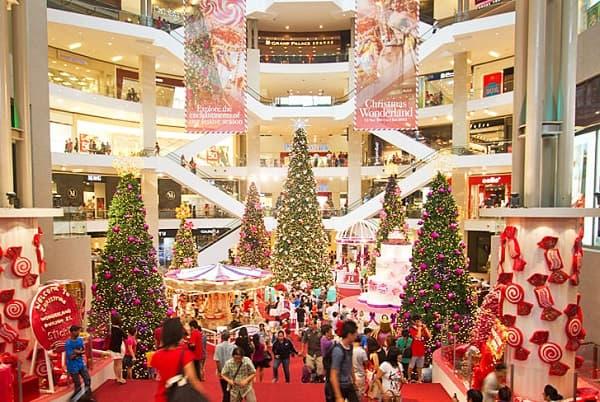 Kinh nghiệm du lịch Kuala Lumpur, lễ giáng sinh ở Kuala Lumpur là thời điểm đẹp để du lịch