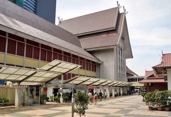 Kinh nghiệm du lịch Kuala Lumpur, địa điểm du lịch Bảo tàng quốc gia National Museum