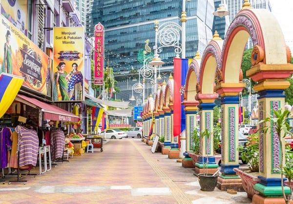 Kinh nghiệm du lịch Kuala Lumpur, tham quan khu tiểu Ấn