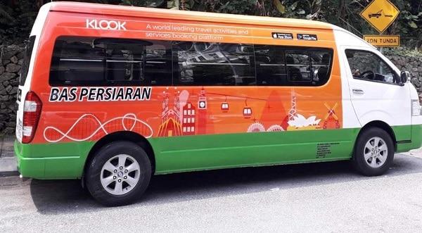 Kinh nghiệm du lịch Kuala Lumpur, thuê xe riêng đưa đón sân bay nếu đi theo đoàn đông