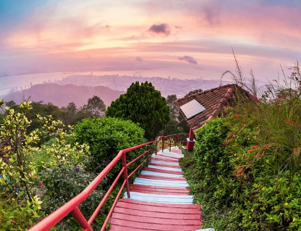 Kinh nghiệm du lịch Penang Malaysia. Du lịch Penang tự túc, giá rẻ