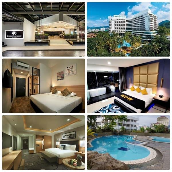 Kinh nghiệm đặt phòng khách sạn khi du lịch Penang. Kinh nghiệm du lịch Penang Malaysia