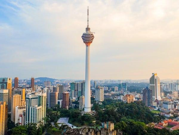 Kinh nghiệm tham quan tháp Menara Kuala Lumpur