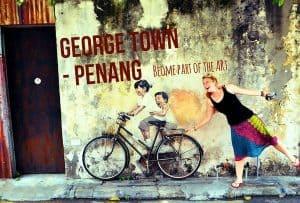 Lịch trình du lịch Penang Malaysia 3 ngày 2 đêm. Du lịch Penang tự túc thuận lợi