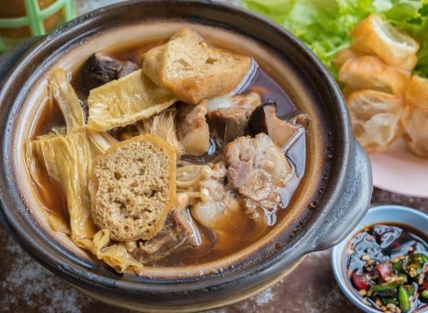 Món ăn ngon nhất ở Kuala Lumpur, Món sườn heo Bak Kut Teh