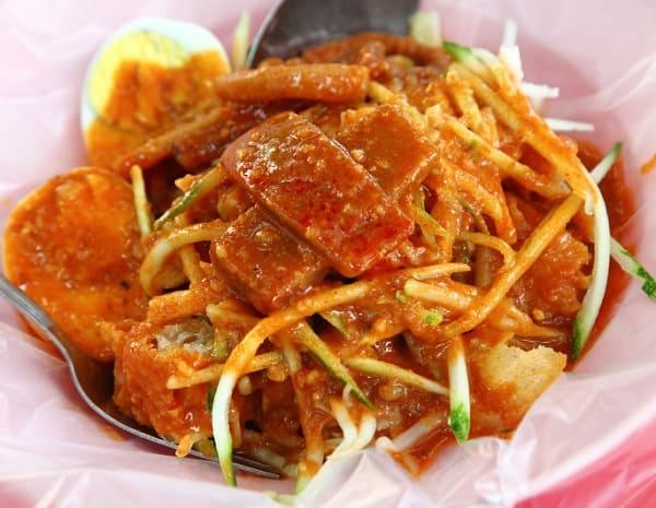 Món ăn ngon ở Kuala Lumpur, Salad Rojak món salad ngon ở Kuala Lumpur