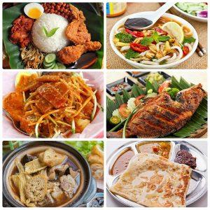 Ăn gì ở Kuala Lumpur, top 10 món ăn ngon nhất Kuala Lumpur
