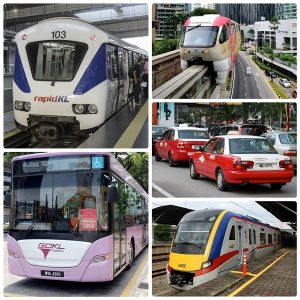 Phương tiện di chuyển ở Kuala Lumpur tiện và rẻ