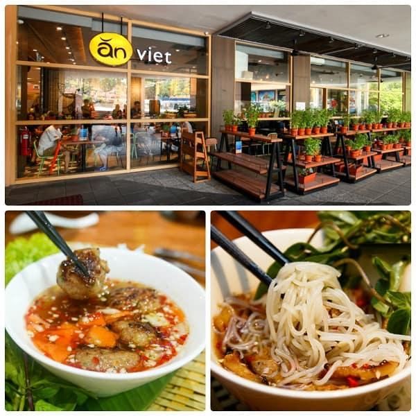 Ăn Việt, quán ăn Việt Nam ngon ở Kuala Lumpur