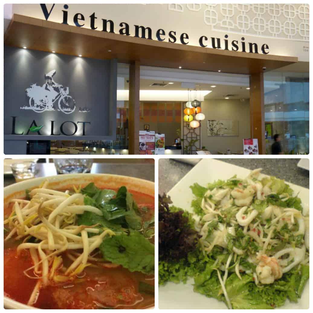 Quán ăn Việt Nam ở Kuala Lumpur, nhà hàng La Lot