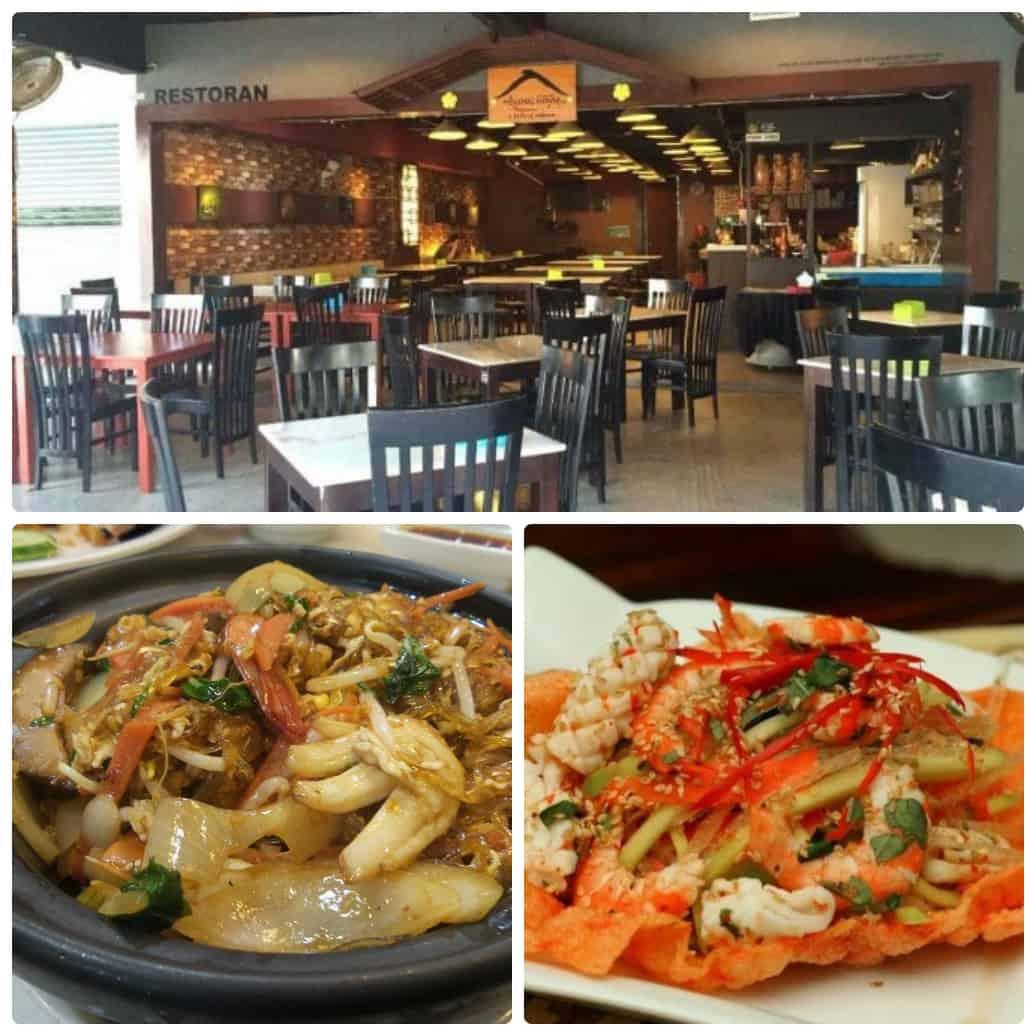Nhà hàng Việt Nam ở Kuala Lumpur giá rẻ, Mekong House