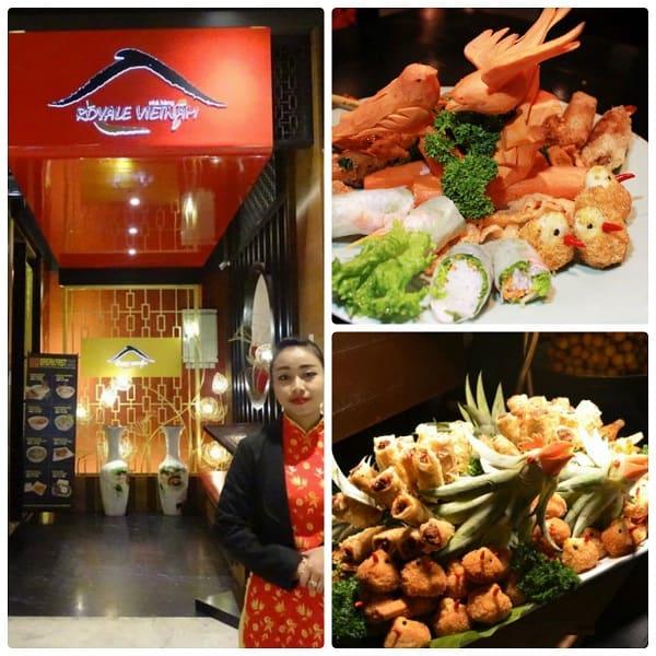 Địa chỉ ăn đồ ăn Việt Nam ở Kuala Lumpur, Royale Vietnam