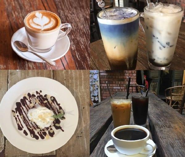 Quán cafe đẹp ở Malacca. Kaya Kaya Cafe. Quán cafe ở Malacca