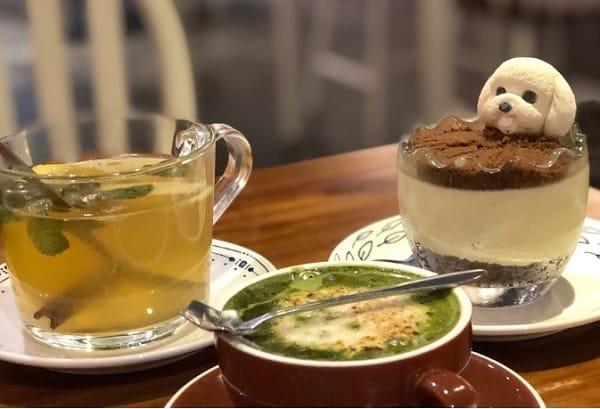 Quán cafe ở Malacca. Top những quán cafe ngon ở Malacca. Relish The Moment