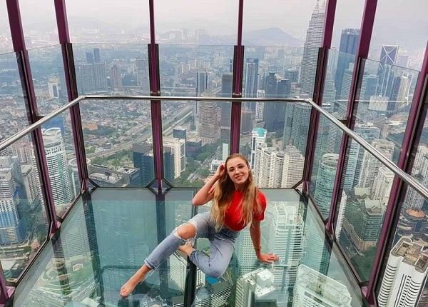 Tháp Merana Kuala Lumpur có gì? Sky Bokk cho những ai thích trải nghiệm độ cao