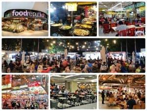 Top 10 khu ẩm thực ở Kuala Lumpur nổi tiếng nhất