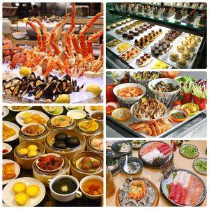 Top địa chỉ ăn buffet ngon ở Kuala Lumpur