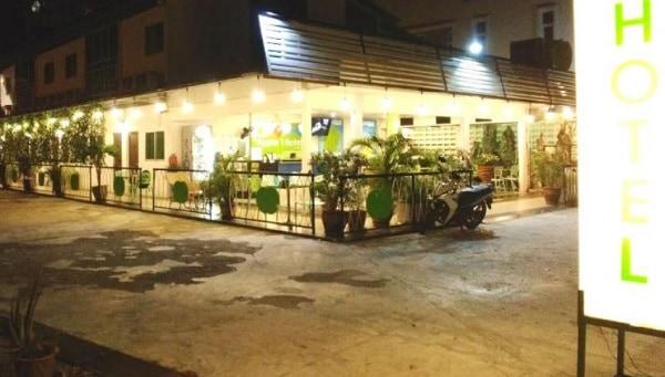 Khách sạn ở Penang Malaysia. Nhà nghỉ đẹp ở Penang. Apple 1 Hotel Gurney