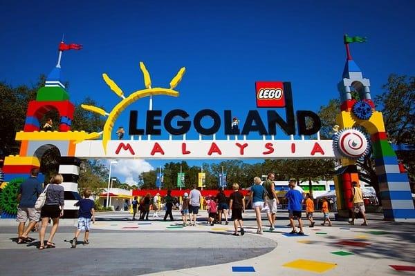 Kinh nghiệm đi Legoland Malaysia từ Singapore