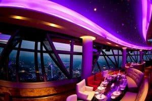 Atmosphere 360 (Menara KL Revolving Restaurant) -