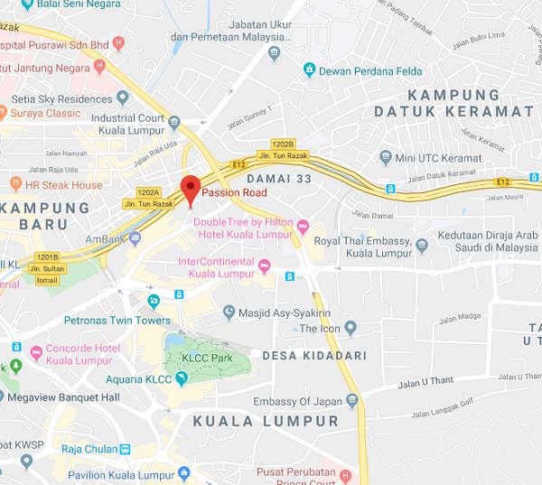 Passion Road Secret Garden - Nhà hàng sang trọng, có thực đơn phong phú ở Kula Lumpur