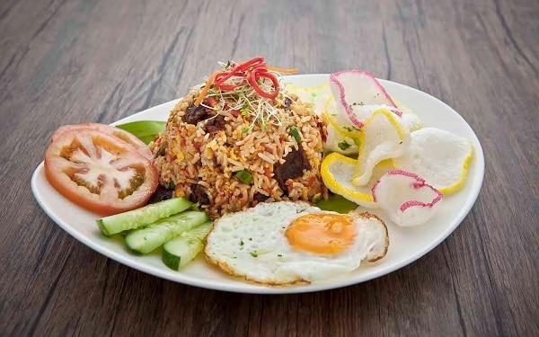 Melur and Thyme - Nhà hàng tốt nhất ở Kula Lumpur