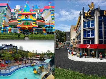 Du lịch Johor Bahru nên đi đâu chơi, tham quan? Địa điểm du lịch nổi tiếng ở Johor Bahru. Công viên giải trí Legoland