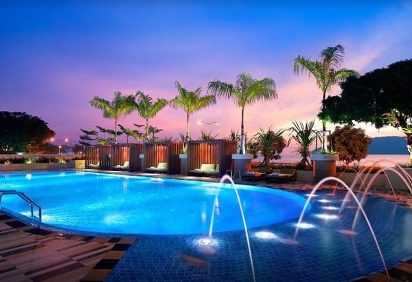 Khách sạn ở Sabah Malaysia. Khách sạn Hyatt Regency Kinabalu Hotel. Khách sạn giá tốt ở Sabah