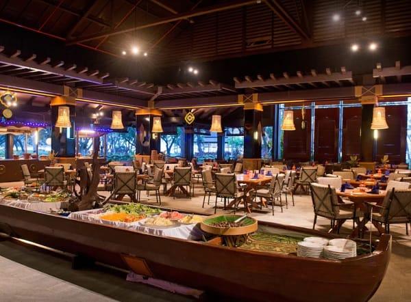Khách sạn ở Sabah Malaysia. Khách sạn nào đẹp nhất ở Sabah? Khách sạn Nexus Resort & Spa Karambunai