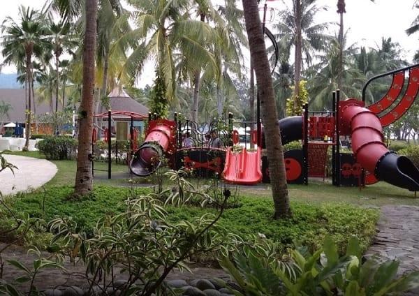 Khách sạn ở Sabah Malaysia. Khách sạn view ngắm biển ở Sabah. Khách sạn Nexus Resort & Spa Karambunai
