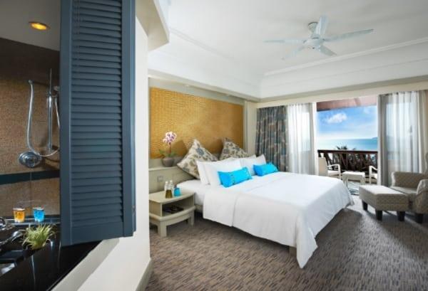 Khách sạn ở Sabah Malaysia. Khách sạn đẹp nhất ở Sahab. Khách sạn The Magellan Sutera Resort