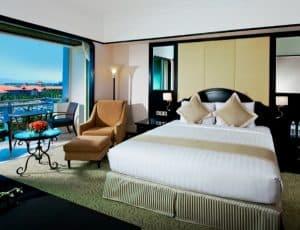 Khách sạn ở Sabah Malaysia. Khách sạn The Pacific Sutera Hotel