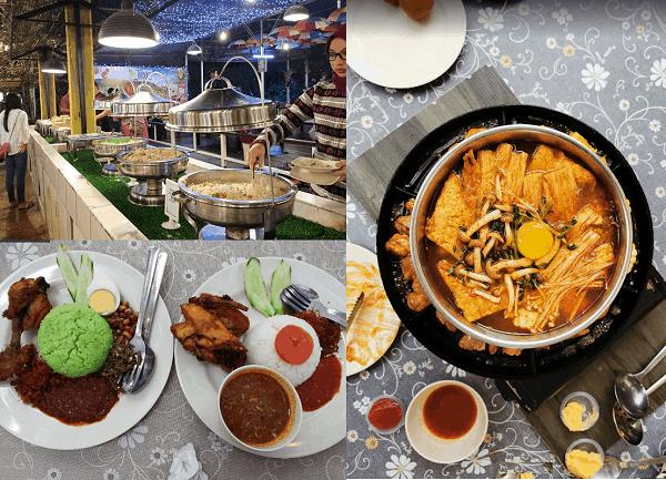 Quán ăn ngon, giá rẻ ở cao nguyên Cameron, Malaysia. Cao nguyên Cameron có quán ăn nào ngon, giá bình dân?
