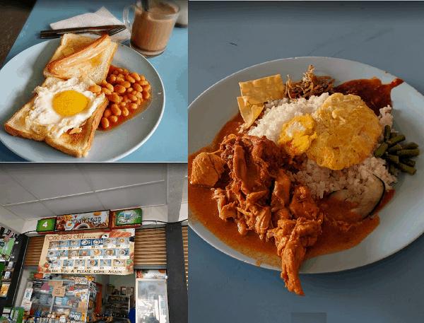 Quán ăn ngon, nổi tiếng ở cao nguyên Cameron. Du lịch cao nguyên Cameron nên ăn quán nào?