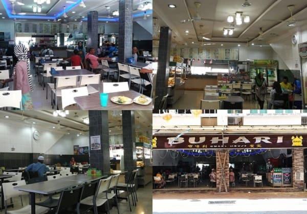 Quán ăn ở Sabah Malaysia. Du lịch Sabah Malaysia nên ăn ở đâu rẻ? Quán Buhari Curry House