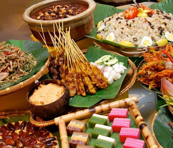 Người Malaysia thích ăn gì?