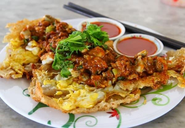 Các món ăn vặt ngon ở nổi tiếng ở Penang